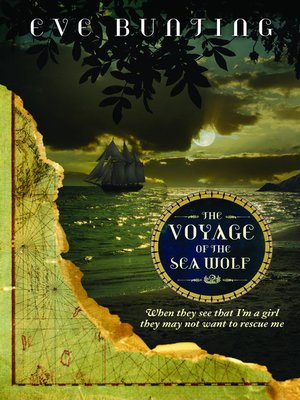cover image of The Voyage of the Sea Wolf