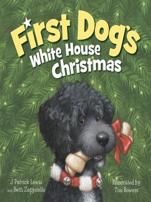 cover image of First Dog's White House Christmas
