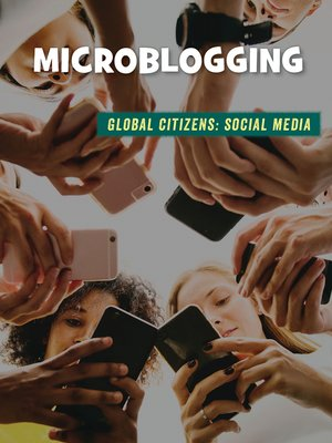 cover image of Microblogging