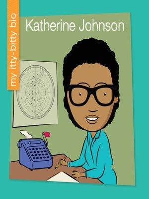cover image of Katherine Johnson