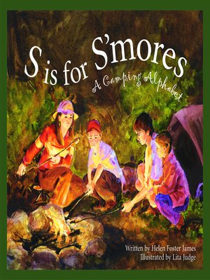 cover image of S Is for S'mores