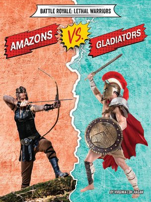 cover image of Amazons vs. Gladiators