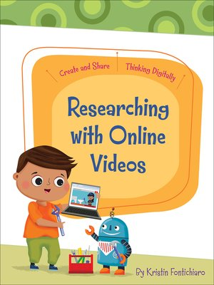 cover image of Researching with Online Videos
