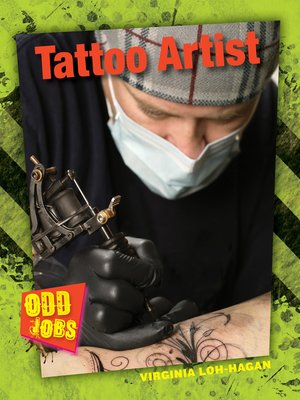 cover image of Tattoo Artist