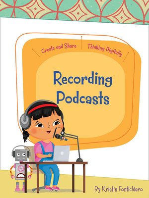 cover image of Recording Podcasts