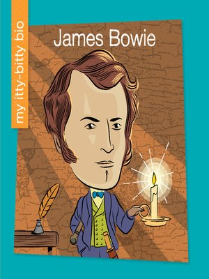 cover image of James Bowie