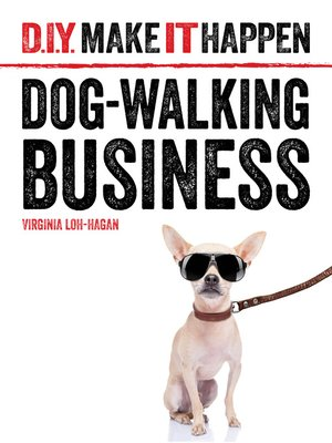 cover image of Dog-Walking Business