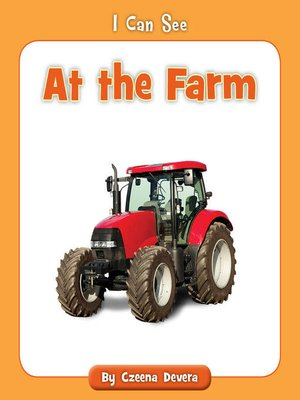 cover image of At the Farm