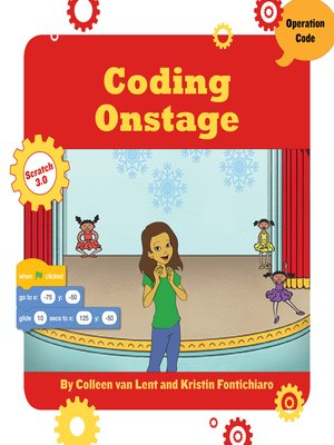 cover image of Coding Onstage