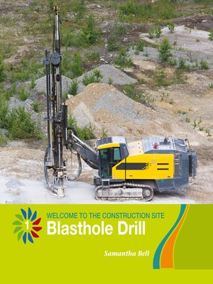 cover image of Blasthole Drill