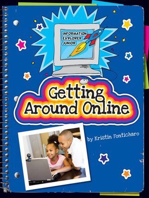cover image of Getting Around Online