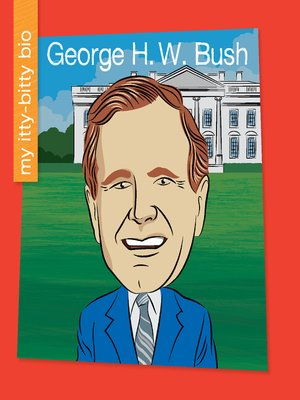 cover image of George H. W. Bush