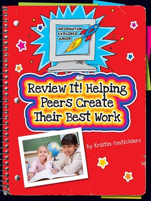 cover image of Review It! Helping Peers Create Their Best Work