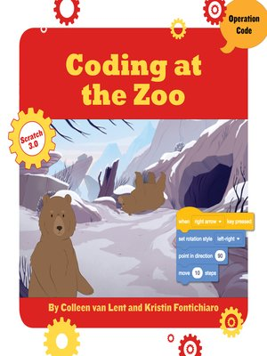 cover image of Coding at the Zoo