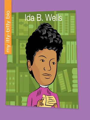 cover image of Ida B. Wells