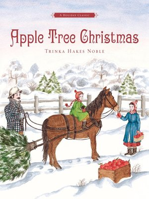 cover image of Apple Tree Christmas