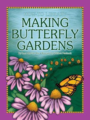 cover image of Making Butterfly Gardens