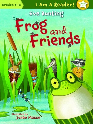 cover image of Frog and Friends