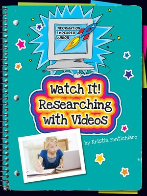 cover image of Watch It! Researching with Videos
