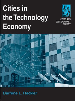 cover image of Cities in the Technology Economy
