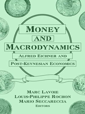 cover image of Money and Macrodynamics