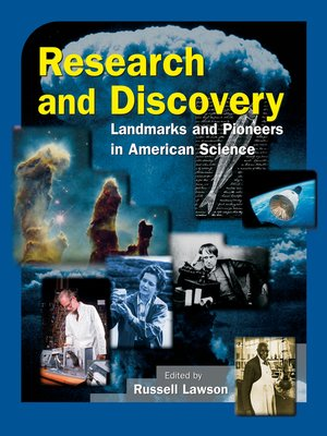 cover image of Research and Discovery