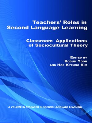 cover image of Teachers' Roles in Second Language Learning