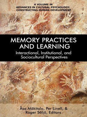 cover image of Memory Practices and Learning