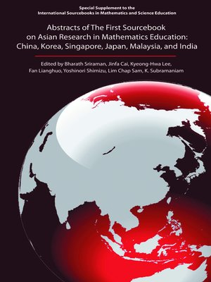 cover image of Abstracts of The First Sourcebook on Asian Research in Mathematics Education