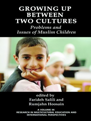 cover image of Growing Up Between Two Cultures