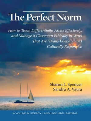 cover image of The Perfect Norm