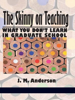 cover image of The Skinny on Teaching