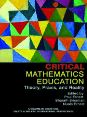 cover image of Critical Mathematics Education