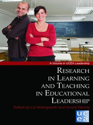 cover image of Research in Learning and Teaching in Educational Leadership