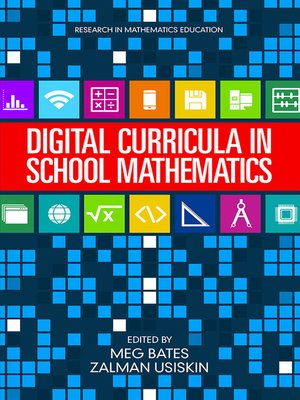 cover image of Digital Curricula in School Mathematics