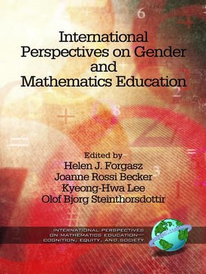 cover image of International Perspectives on Gender and Mathematics Education