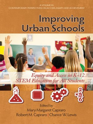 cover image of Improving Urban Schools