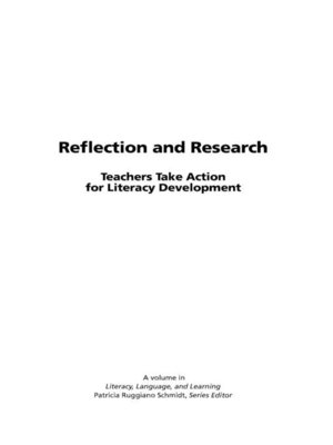cover image of Research and Reflection