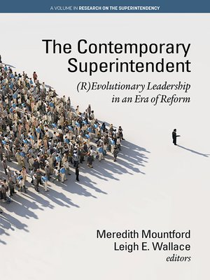 cover image of The Contemporary Superintendent