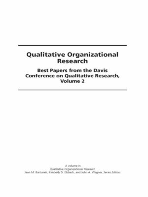 organization of a research paper