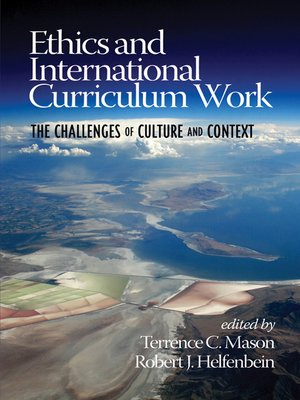 cover image of Ethics and International Curriculum Work