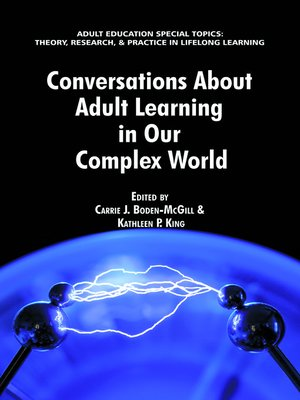 cover image of Conversations about Adult Learning in Our Complex World