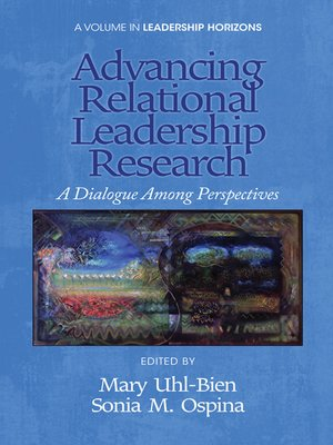 cover image of Advancing Relational Leadership Research