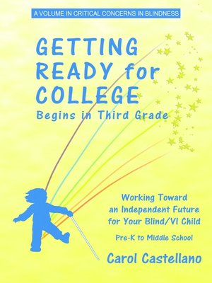 cover image of Getting Ready for College Begins in Third Grade