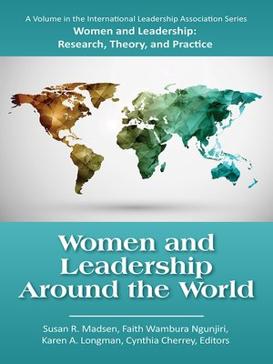 cover image of Women and Leadership around the World