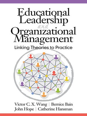 cover image of Educational Leadership and Organizational Management