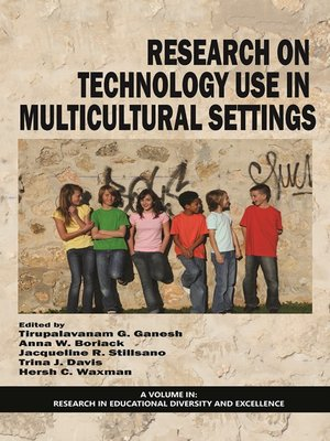 cover image of Research on Technology Use in Multicultural Settings