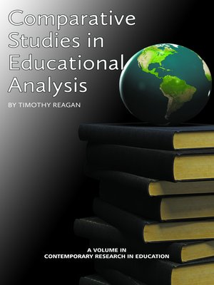 cover image of Comparative Studies in Educational Policy Analysis