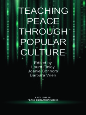 cover image of Teaching Peace Through Popular Culture