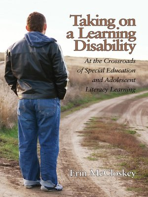 cover image of Taking on a Learning Disability